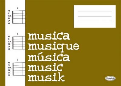 Music20 Diagr. Guitare 24X17 24P W
