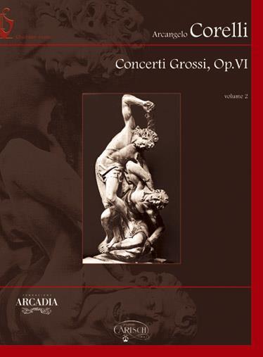 Concerti Grossi V.2 + Cd