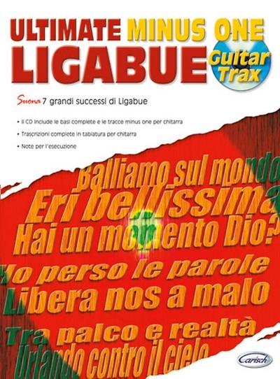 Ultimate Minus One Ligabue