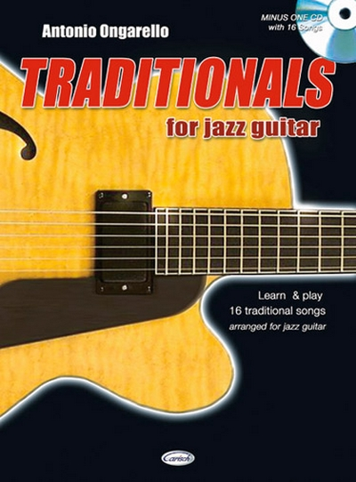 Traditionals For Jazz Gtr