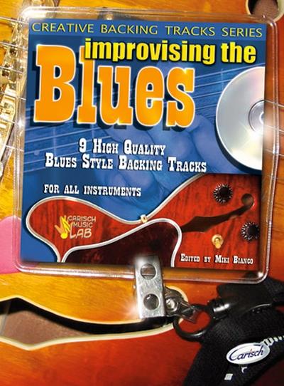 Improvising The Blues