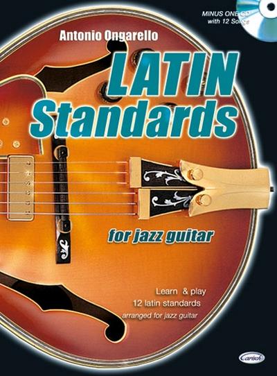 Latin Standard Jazz Guitar