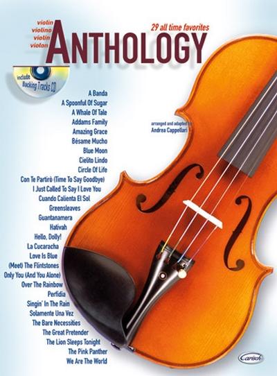 Anthology Violin V.1 + Cd