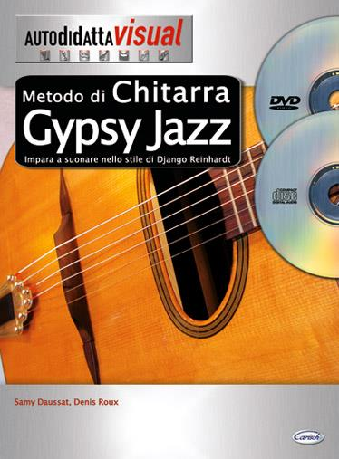 Metodo Chitarra Gypsy+Dvd