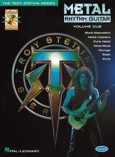 Metal Rhythm Guitar 2 Cd's Ita