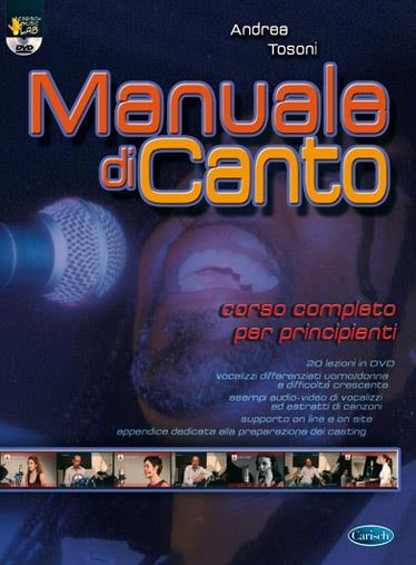Manuale Di Canto + Dvd