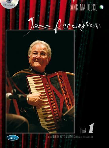 Jazz Accordion - Book