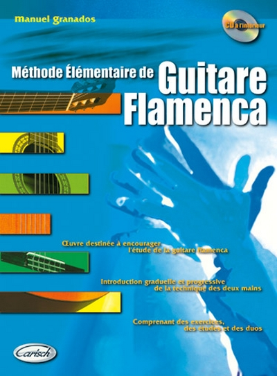 Guitare Flamenca - Book
