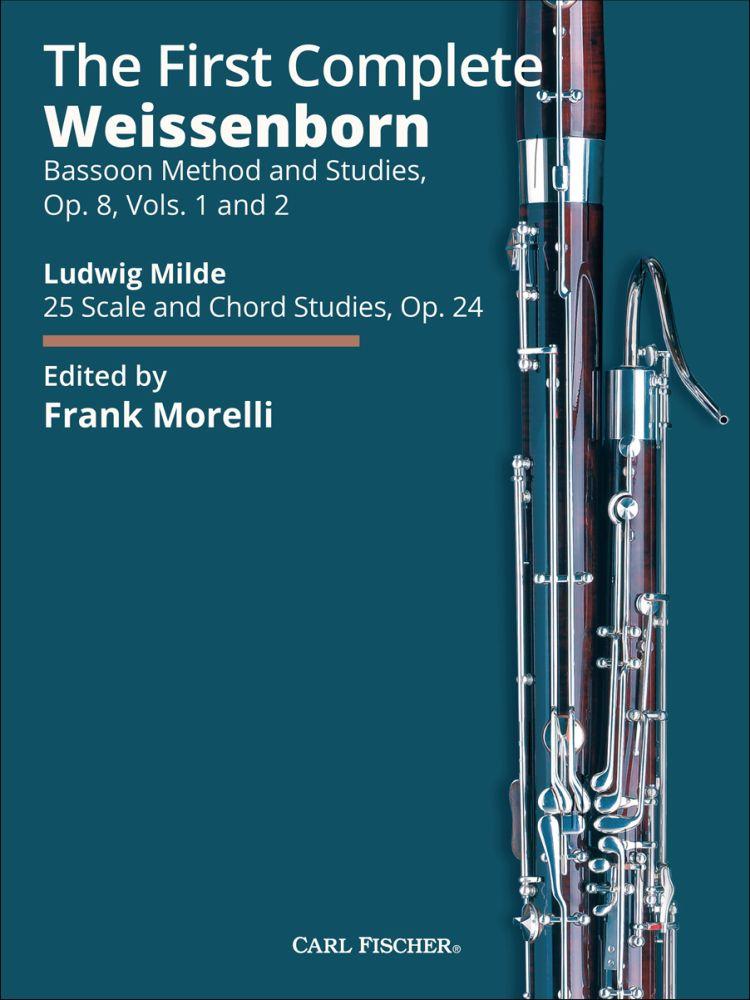 The First Complete Weissenborn