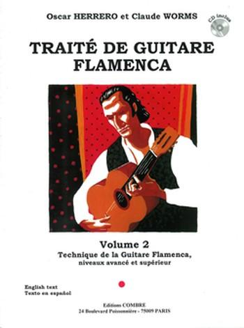 Traité Guitare Flamenca Vol.2 - Technique De La Guitare Flamenca
