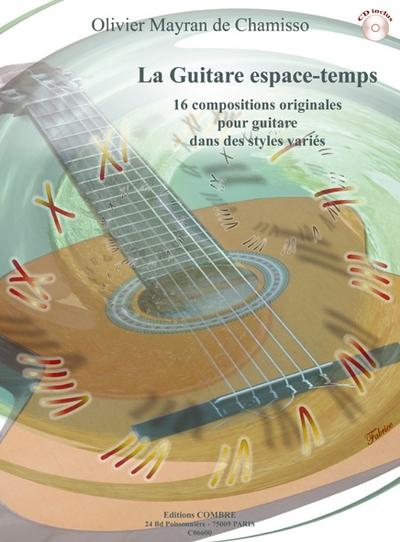 La Guitare Espace-Temps (16 Pièces)