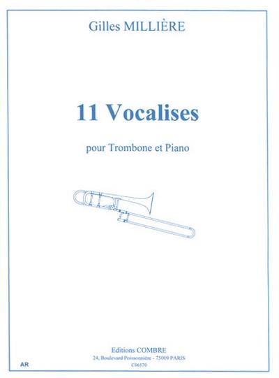 11 Vocalises