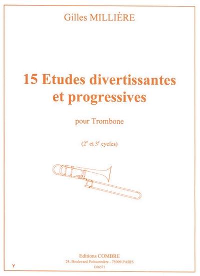 15 Etudes Divertissantes Et Progressives
