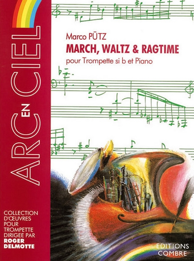 March, Waltz Et Ragtime