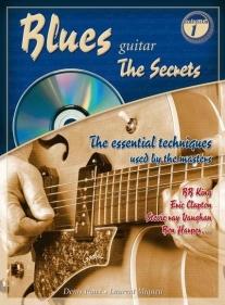 Blues Guitar 'The Secrets' Vol.1