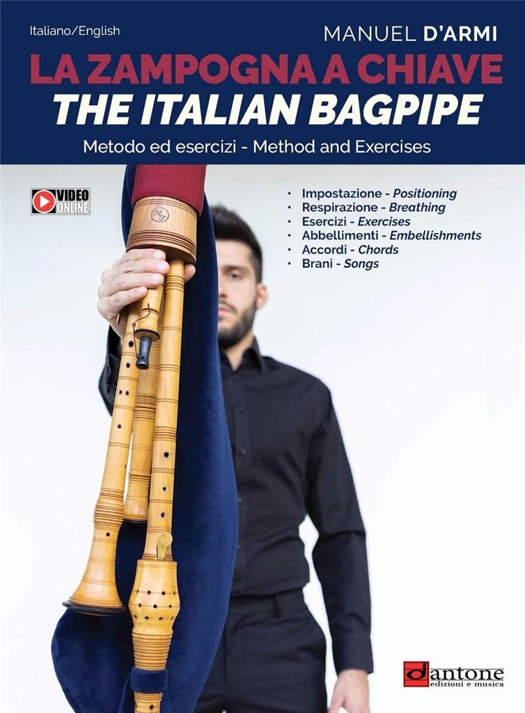 La zampogna a Chiave- The Italian Bagpipe