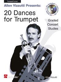 20 Dances For Trumpet / Allen Vizzutti - Trompette