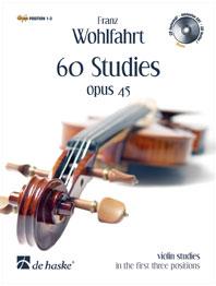 60 Studies Op. 45 - Franz Wohlfahrt
