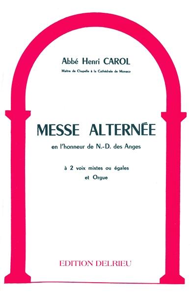 Messe Alternée