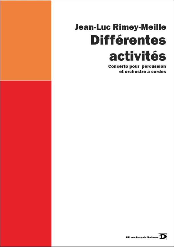 Rimey-Meille Jean-Luc : Différentes Activités. Conducteur.