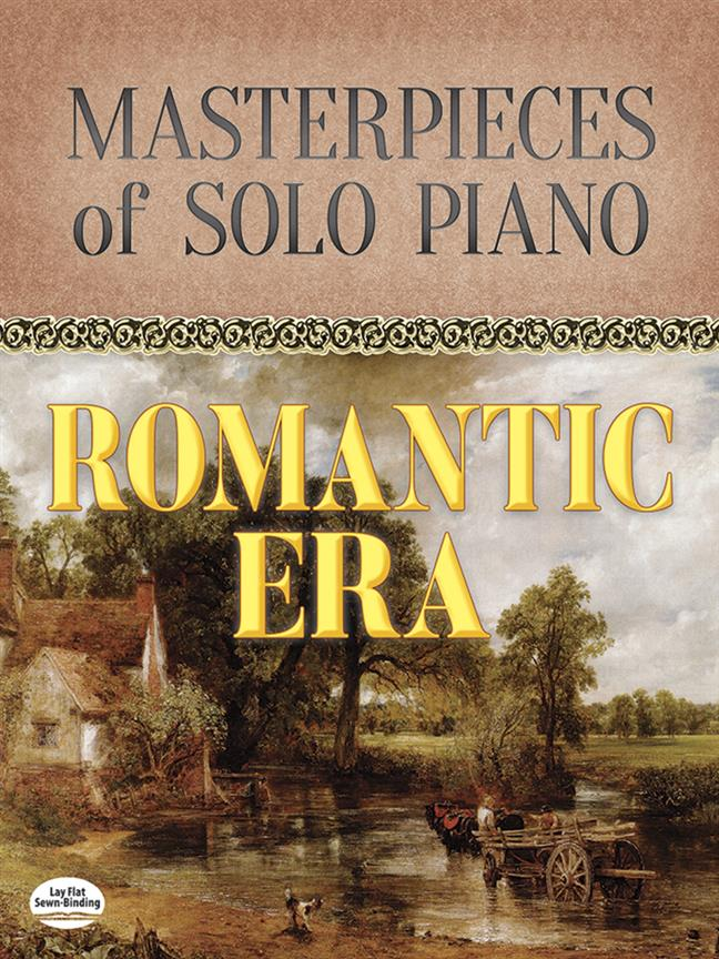 Masterpieces Of Solo Piano: Romantic Era