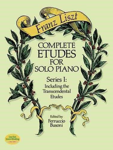 Complete Etudes Series I
