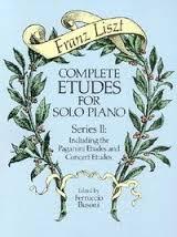 Complete Etudes Series II