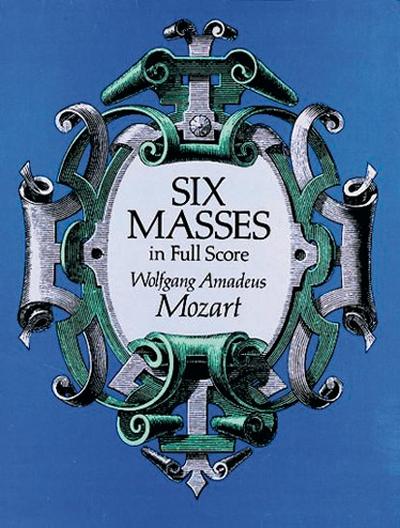 6 Masses Full Score