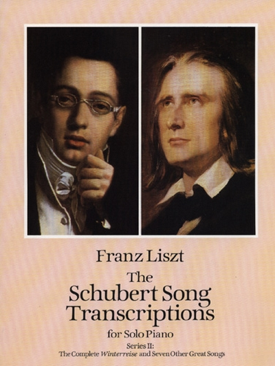 Schubert Songs Transcription 2