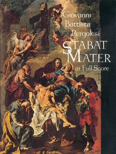 Stabat Mater Full Score