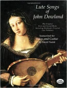 Lute Song Of Dowland V.1 E V.2