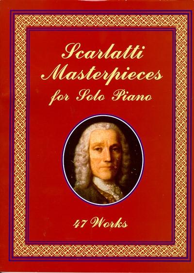 Masterpieces For Solo Piano