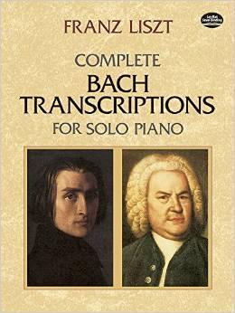Complete Bach Trancriptions