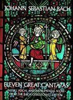11 Great Cantatas Full Vocals
