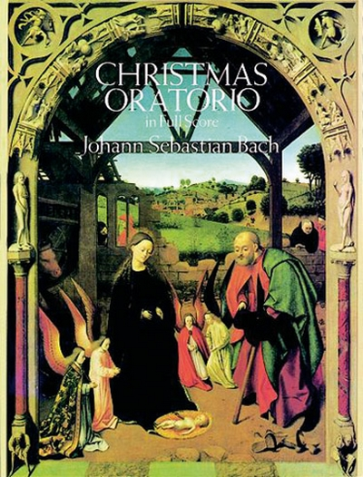 Christmas Oratorio Full Score