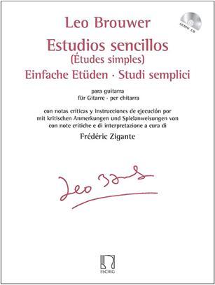 Estudios Sencillos - Einfache Etuden - Etudes Simples