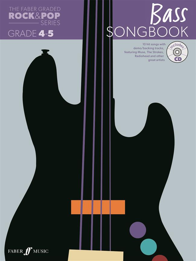 Graded Rock And Pop Songbook 4-5