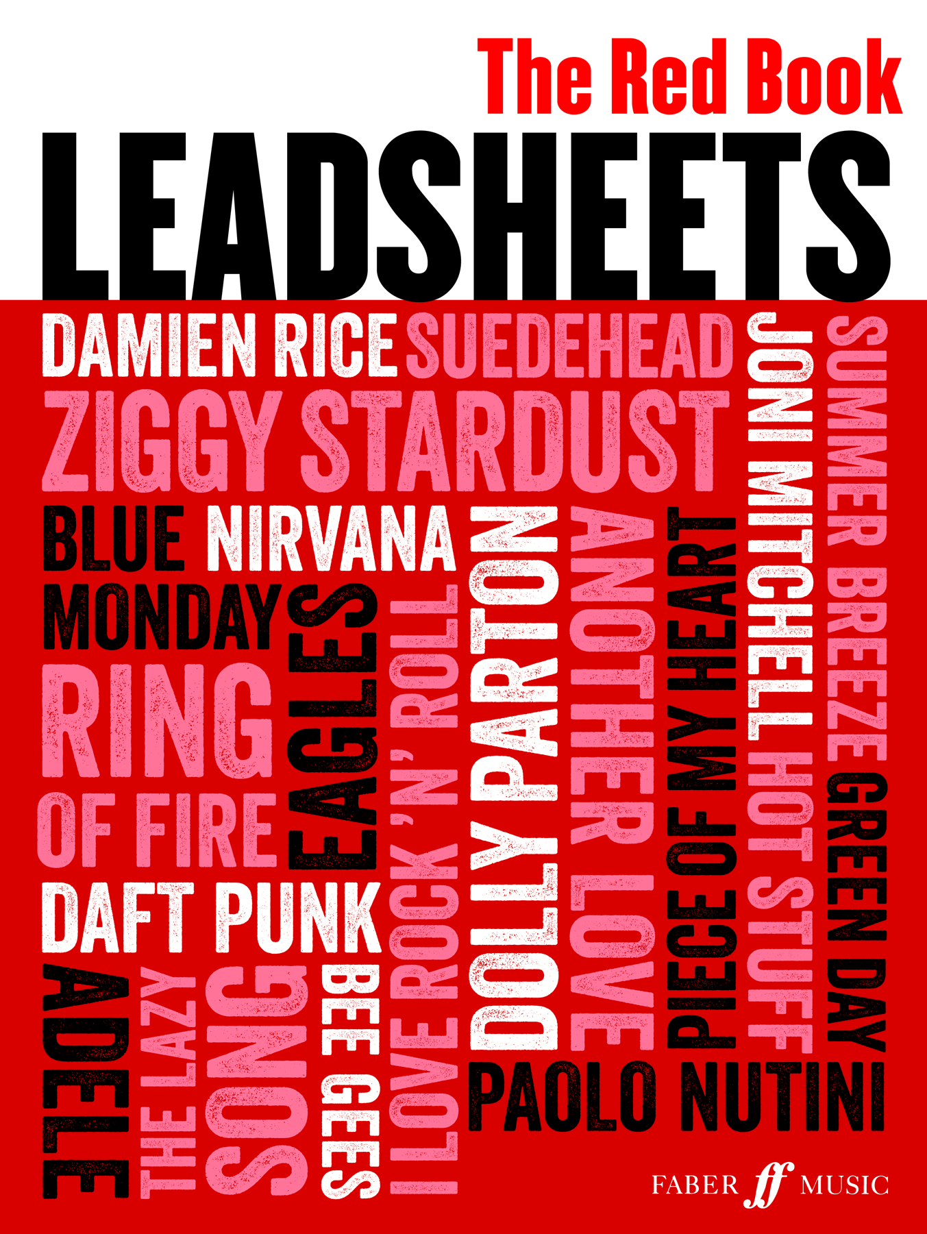 Leadsheets - Red Book - Melody - Chords - Lyrics