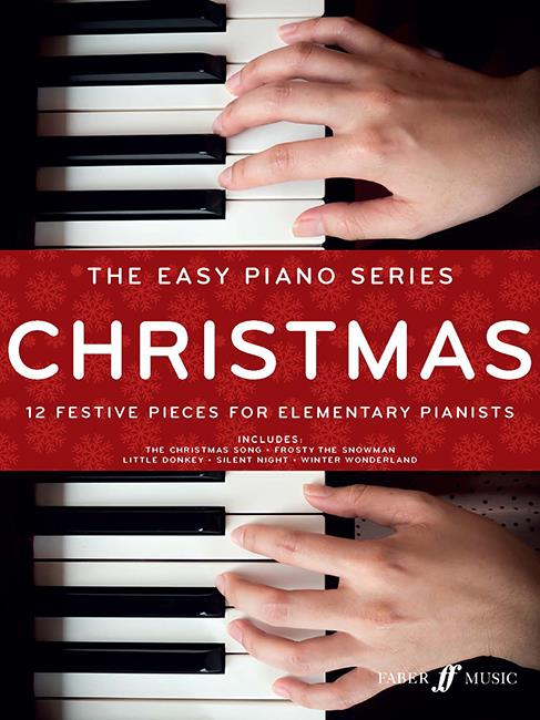 The Easy Piano Series : Christmas