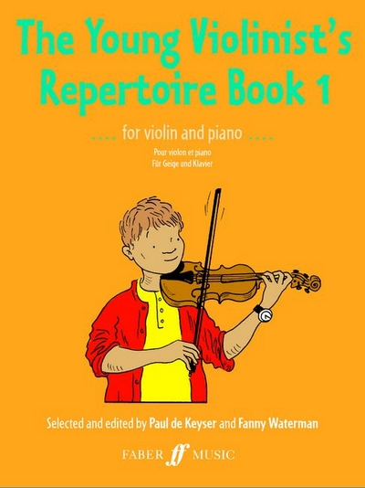 Young Violonist's Rep.Bk. 1 (Vln And Piano)