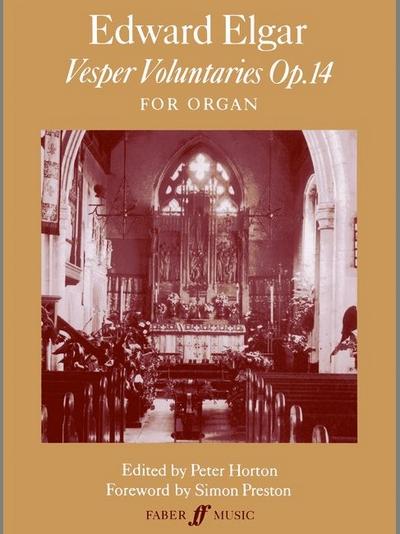11 Vesper Voluntaries (Organ)