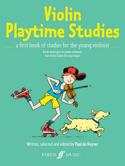 Violin Playtime Studies