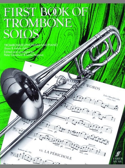 First Book Of Trombone Solos (Complete)