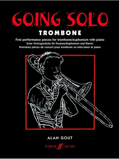 Going Solo (Trombone And Piano)