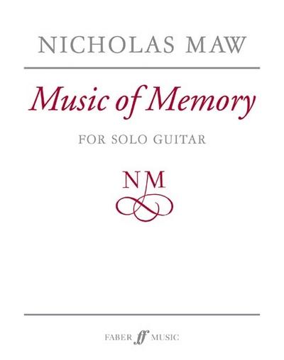 Music Of Memory (Guitar)