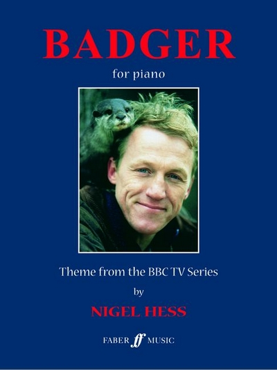 Badger. Theme From The Tv Series (Piano)