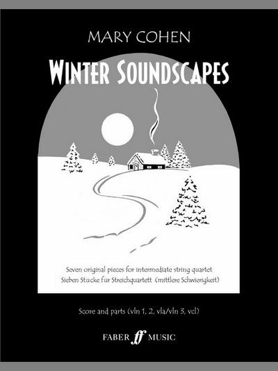 Winter Soundscapes (String Quartet)