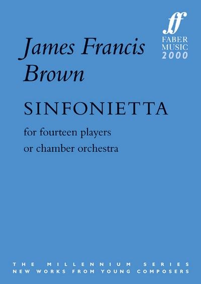 Sinfonietta (Score)