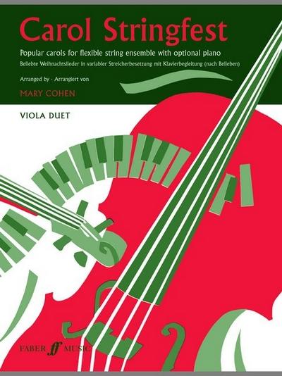 Carol Stringfest (Viola Duet Part)