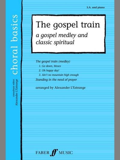 Gospel Train, The. Sa Acc. (Cbs)